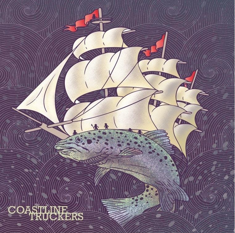 Coastline Truckers - double bass