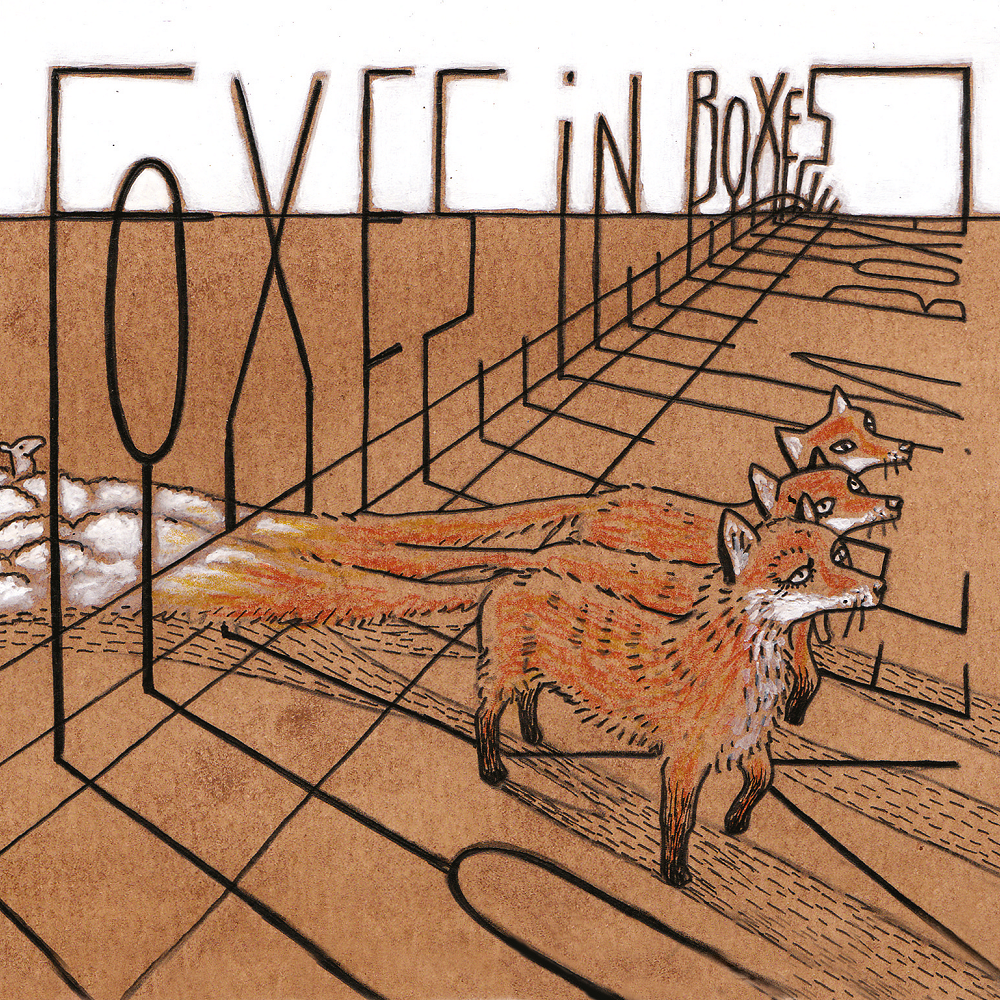 Foxes in Boxes - indie rock