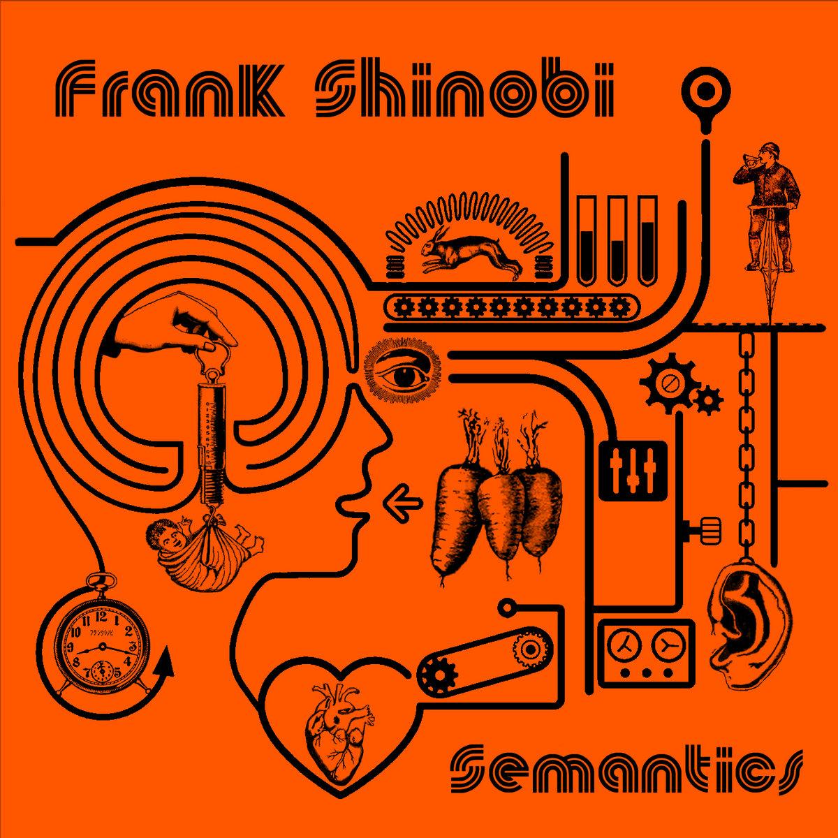 Frank Shinobi - indie rock