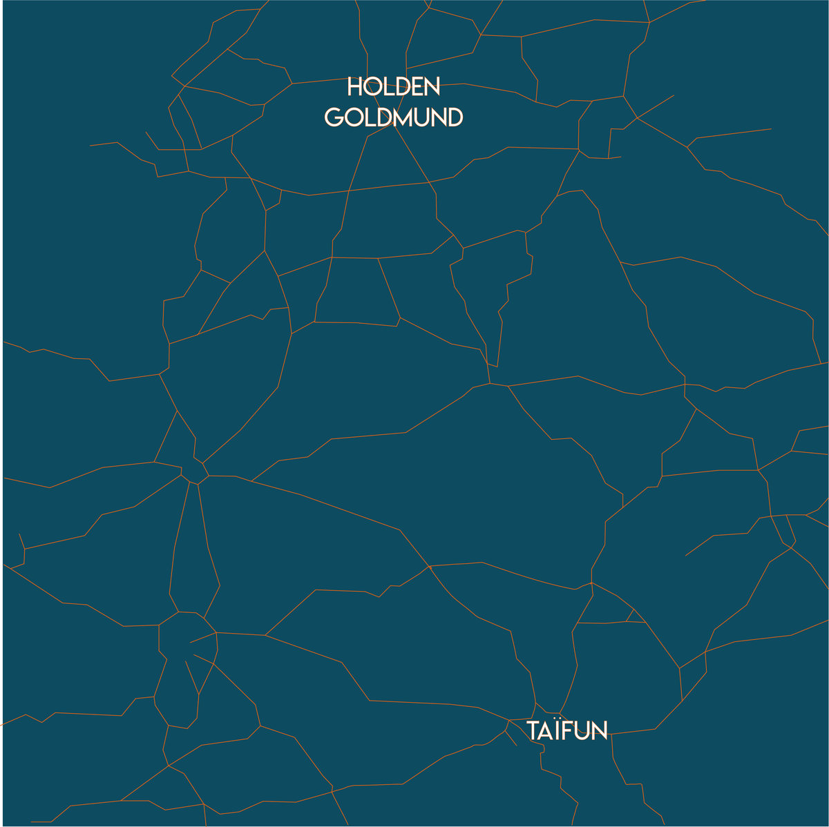 Taïfun - indie rock